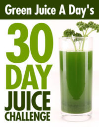 30 Day Juice Challenge Recipes